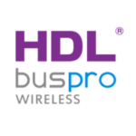 HDL buspro WIRELESS logo med HDL tilpasset