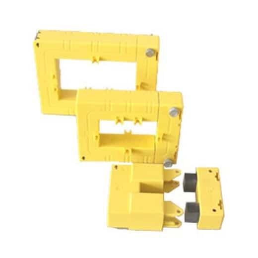 Split core ekstern strømtransformator