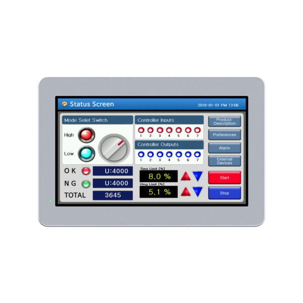 HMI Panel 1GB minne