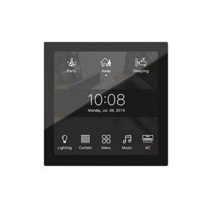 KNX Display black