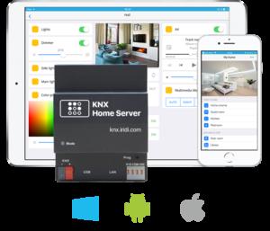 KNX app server